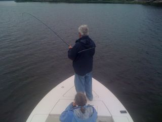 Maine saltwater fly fishing