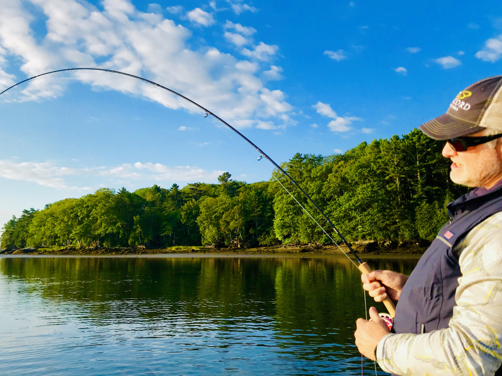 Maine Saltwater Fishing Reports